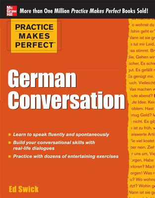 German Conversation By Swick, Ed